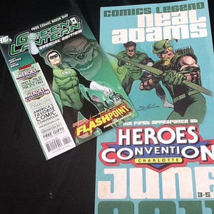 Image of Green Lantern Special Edition #1 Heroes Variant + Free Poster!