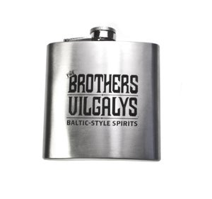 Image of Brothers Vilgalys Spirits Flask