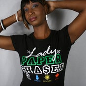 Image of Lady Paper Chaser Tee