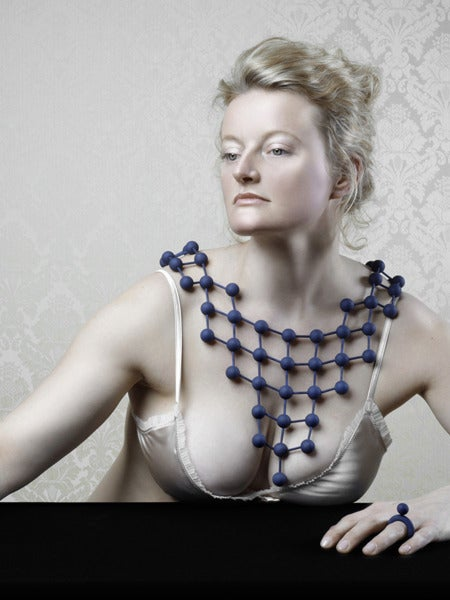 Image of Lattice Necklace