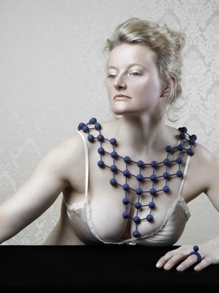 Image of Lattice Necklace