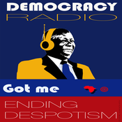 Image of No to Presidents for Life. Democracy Radio