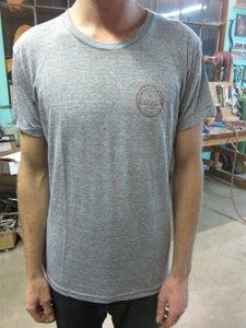 Image of Hufnagel Badge T-shirt