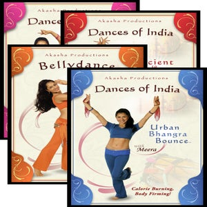 Image of 4 DVD Set ON SALE