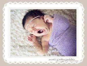 Image of The basic baby wrap