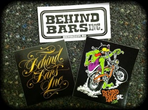 Image of BBI Stickers