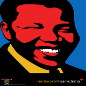 Image of Limited Edition Tribute Nelson Mandela Poster