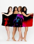 "Image of ""TH Live"" Beach Towel"