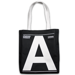 Image of UPPERCASE (TOTE BAG)