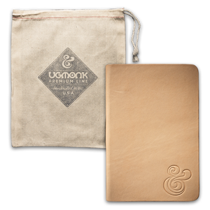 Image of PREMIUM LEATHER JOURNAL (NATURAL)