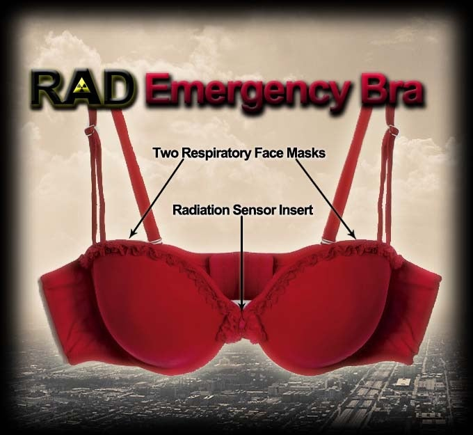 Image of RAD Emergency Bra