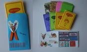 Image of Mini Usagi Birthday Card Set-A