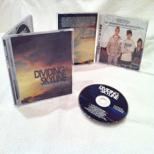 """Image of """"Maybe Next Year"""" CD"""