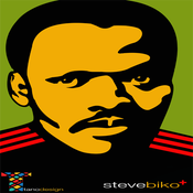 Image of Limited Edition Tribute Steve Biko Poster