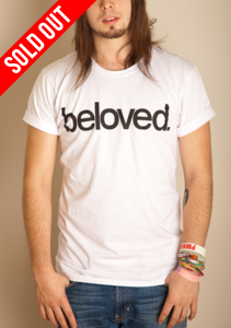 Image of [SOLD OUT!] Basic Logo Tee (White)