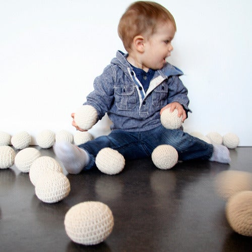 Image of Projet boules de neige • Snowball project