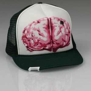 Image of Braindrain - Kelly Green