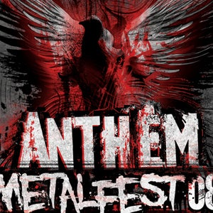 Image of ANTHEM METAL FEST - POSTPONED