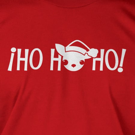Image of !HO-HO-HO! Adult and Kids Tees LIMITED QUANTITIES!