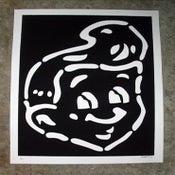 Image of SHT! Head! (Black)