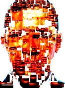 Image of Obama in Fragments T-Shirt