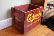 Image of Danish 'Carlsberg' Crates