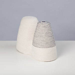 Image of two-hump basket