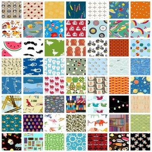 Image of Spoonflower I Spy Assortment: Eden Set