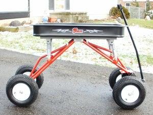 Image of Custom Radio Flyer Wagons