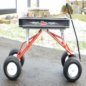 Image of Custom Radio Flyer Wagons