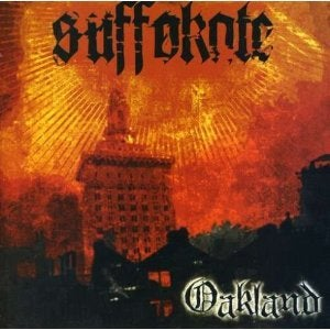 "Image of Suffokate ""Oakland"" CD"