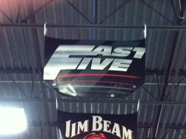 Image of 2011 Fast Five Hood