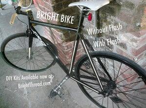 Image of Bright Bike DIY Kit - Pinstripe