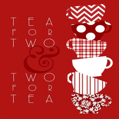 Image of Tea For Two-Herbal