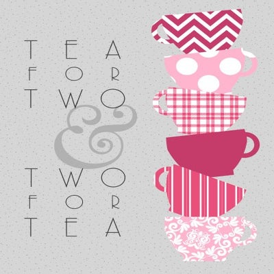 Image of Tea For Two-Strawberry