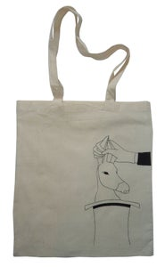 Image of 'Oops' Tote bag