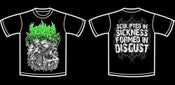 Image of Sculpted in Sickness T-shirt