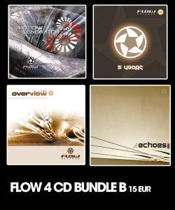 Image of Flow Four Cd Bundle B