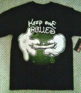 Image of Keep One Rolled