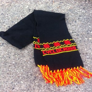 Image of Cyclocross Throwback Knit Scarf only