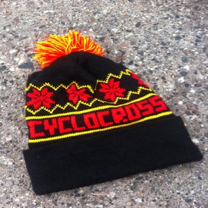 Image of Cyclocross Throwback Knit Hat only