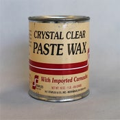 Image of Staples Crystal Clear Paste Wax