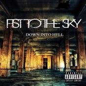 Image of Down Into Hell CD