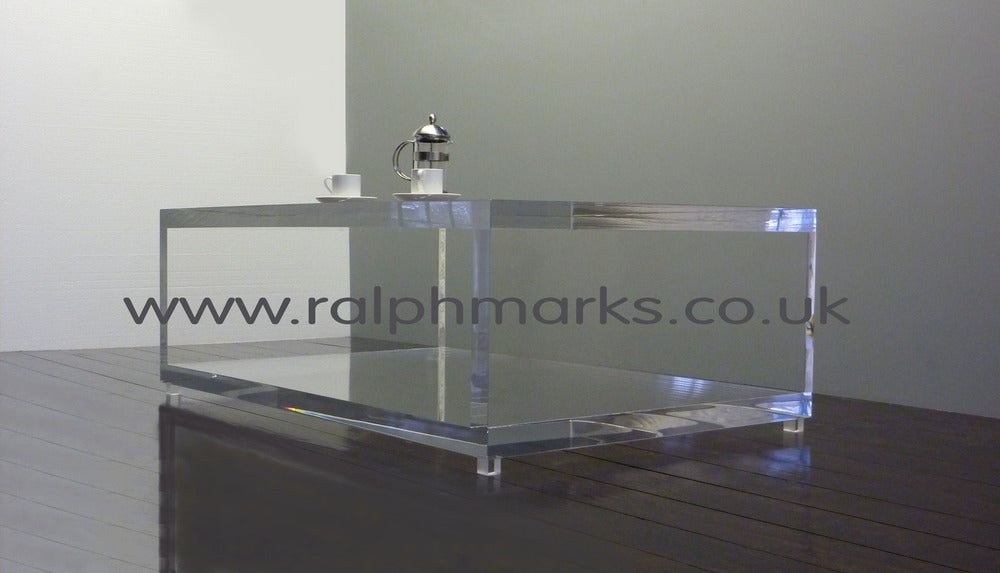 Acrylic Perspex Coffee Table Uk