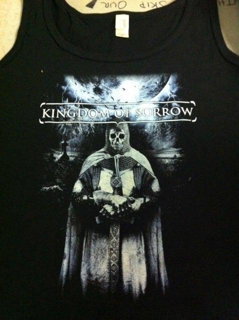 Image of Kingdom Of Sorrow Tank Top