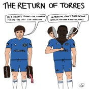 Image of The Return of Torres Poster