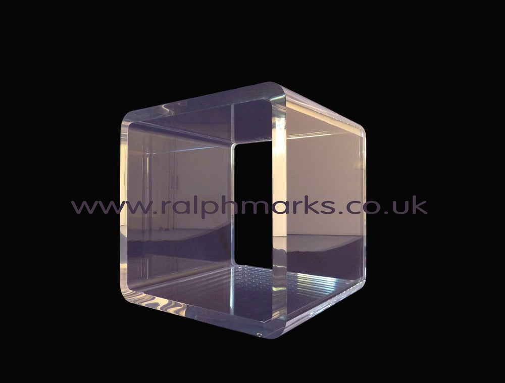 Ralph Marks Perspex Acrylic Furniture Uk Acrylic Side