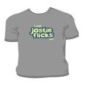 Image of Jostie Flick T-Shirt (Grey)