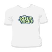 Image of Jostie Flick T-Shirt (White)