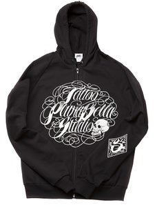 Image of Men's PluraBella Cobra Hoodie_Black